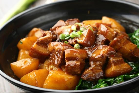Stewed dishes and sauteed dishes