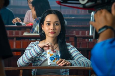 """Đạo diễn Victor Vũ và """"nàng thơ"""" Trúc Anh tiết lộ món ăn khoái khẩu trong thời gian quay Thiên Thần Hộ Mệnh"""