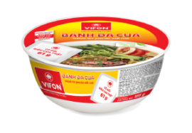Instant Brown Rice Noodles With Crab 125g