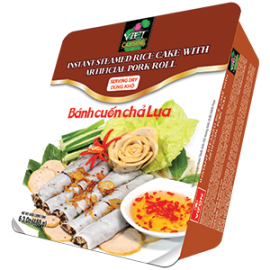 Instant Steamed Rice Cake With Artificial Pork Roll 180g