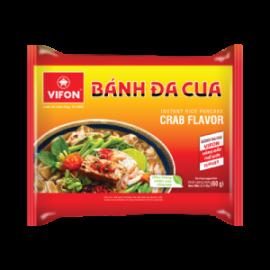 Instant Brown Rice Noodles Crab Flavor 60g
