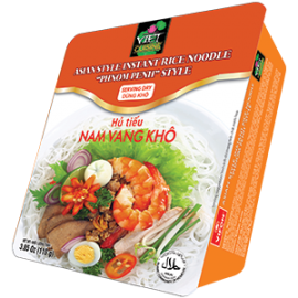 """Asian Style Instant Rice Noodle """"Phnom Penh"""" Style 110g"""