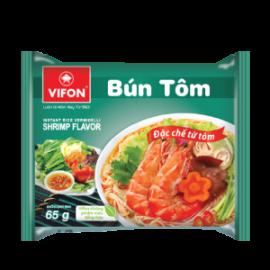 VIFON Instant Rice Vermicelli Shrimp Flavor 65g