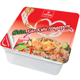 """Singapore"" Style Fried Rice Vermicelli 80g"