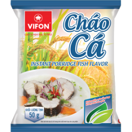VIFON Porridge with Fish Flavor 50g