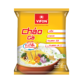 Instant Porridge Chicken Flavor 50g