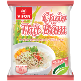 VIFON Porridge With Minced Pork Flavor 50g