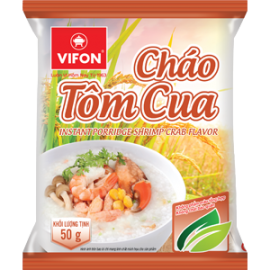 VIFON Porridge with Shrimp and Crab Flavor 50g