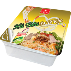 Satay Sauce Fried Rice Noodles 80g