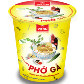 Instant Rice Noodles Chicken Flavour 55g