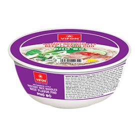 Vietnamese Style Instant Rice Noodles Chicken Flavour Pho 70g