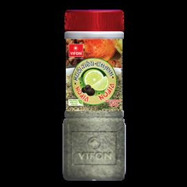 Lime Pepper Salt 150g