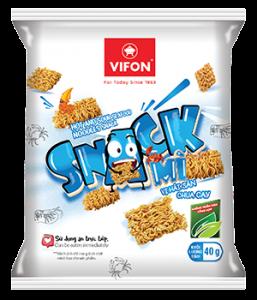 Snack Mì Vị Hải Sản Chua Cay VIFON 40g