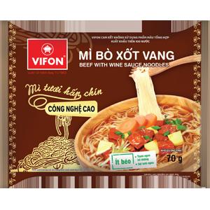Mì Bò Xốt Vang VIFON