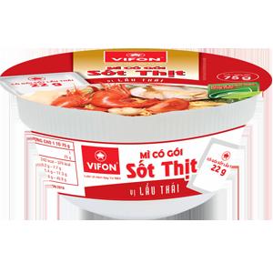 Instant Noodles Thai Style Flavor 75g