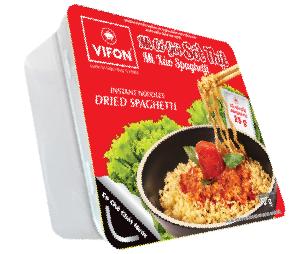 Mì Xào Spaghetti Khay 90g