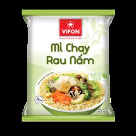 Instant Noodles Mushroom Vegetables Flavor 65g