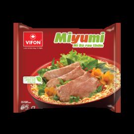 Mì MIYUMI Bò Rau Thơm 65g