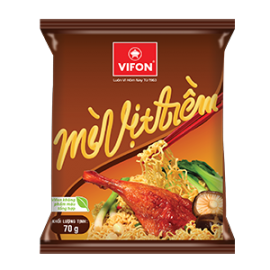 Instant Noodles With Stewed Duck 70g