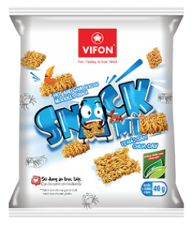 Snack Noodles Seafood Flavour 40g