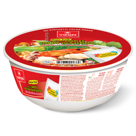 Asian Style Instant Noodles Hot And Sour Seafood 120g