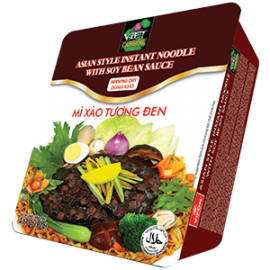 Asian Style Instant Noodles With Soy Bean Sauce 90g