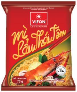 Instant Noodles Thai Style 70g