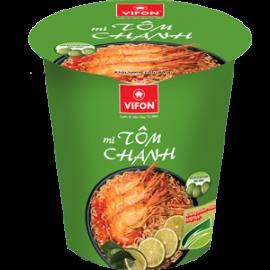 Mì Ly Tôm Chanh 60g