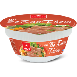 Instant Noodles Beef And Fragrant Bowl 71g