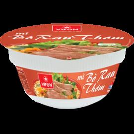 Mì Tô Ngon Ngon Bò Rau Thơm 71g