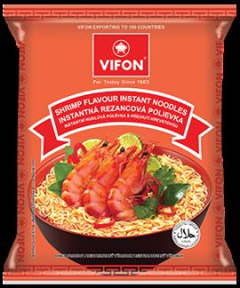Shrimp Flavor Instant Noodles 60g