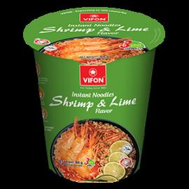 Instant Noodles Shrimp & Lime Flavour 60g