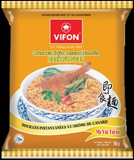 Oriental Style Instant Noodles Duck Flavour 70g