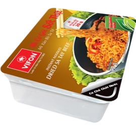 Instant Noodles With Beef And Chilli Sauce 90g