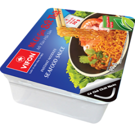 Instant Noodles With Seafood Sauce 90g
