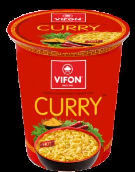 Curry Chicken Flavour Instant Noodle Soup 60G