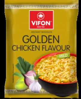 VIFON Golden Chicken Flavour Instant Noodle Soup 70G