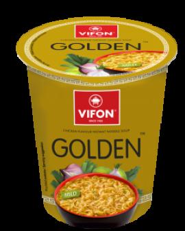 Vifon Golden Chicken Flavor Instant Noodles 60G