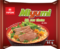 Miyumi Herb Beef Flavor 65g