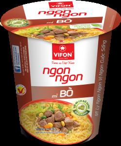 3D Mi Ly Ngon Ngon - Mi Bo