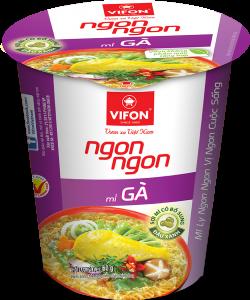 3D Mi Ly Ngon Ngon - Mi Ga