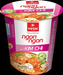 3D Mi Ly Ngon Ngon - Mi Kim Chi