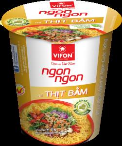 3D Mi Ly Ngon Ngon - Thit Bam
