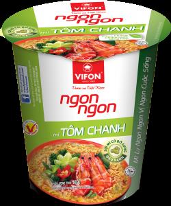 3D Mi Ly Ngon Ngon - Tom Chanh