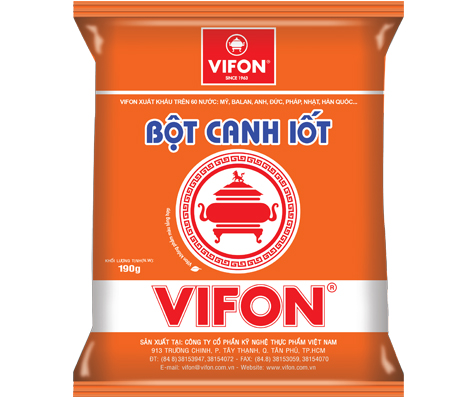 Bột Canh IOT 190g