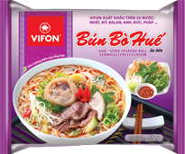 """""""Huế"""" Style Instant Rice Vermicelli Beef Flavour 65g"""