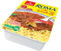 RomaPork Spaghetti With Tomato Sauce 140g