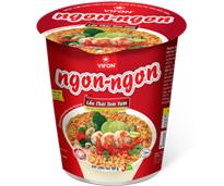 Instant Noodles Tom Yum Flavor 60g