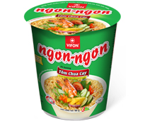 Instant Noodles Hot And Soup Shirmp Flavor 60g