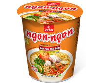 Instant Noodles TomYum Minced Pork Flavor 60g